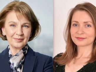 Carmen Dumitrache, Telekom Romania și Mihaela Moisa, Future WorkForce. FOTO telekom