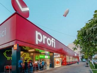 Magazin Profi, în București. FOTO Profi