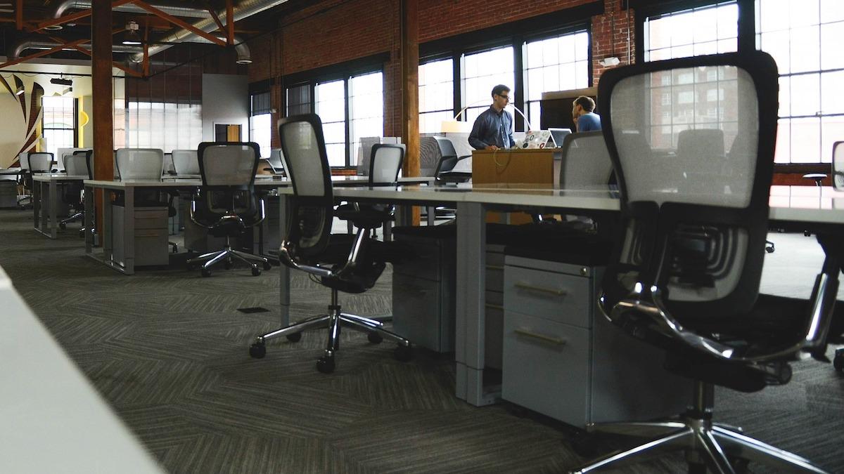 Spațiu de birouri pentru antreprenori. FOTO StartupStockPhotos