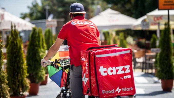 tazz by eMAG. FOTO SmartPoint