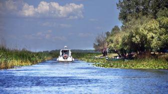 Delta Dunării. FOTO Asociația Delta Dunării