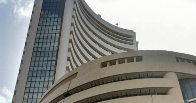 Sensex moves up 300 pts; Nifty near 18,100 level