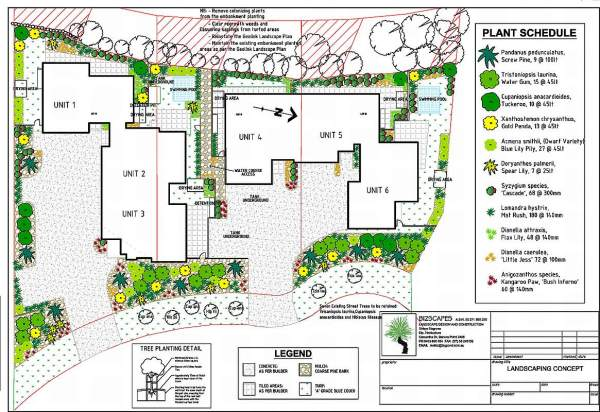 bizscapes landscape design