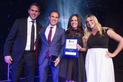 Nursery World Awards 2017 - Winner Online and Social Media