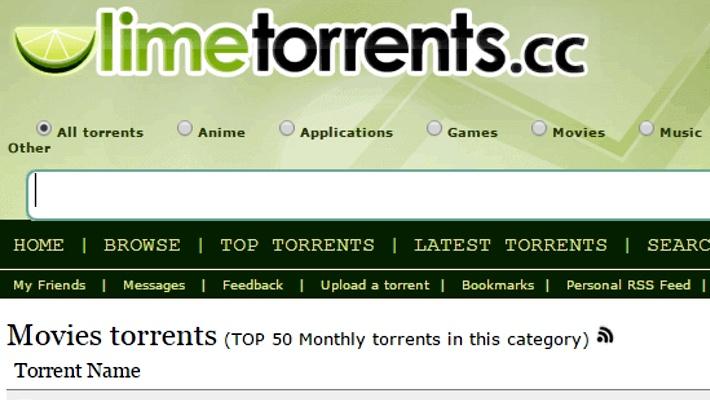 Image result for limetorrents 2018