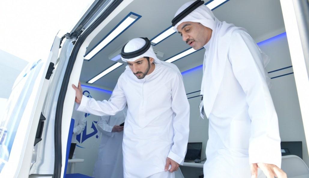Dubai Maritime City Authority launches mobile smart services