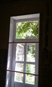 Kerepesdűlő fa bejárati ajtócsere