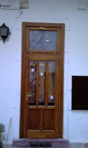 Városliget fa bejárati ajtócsere