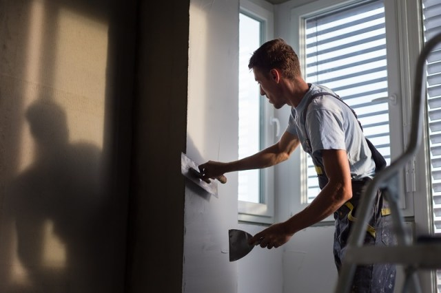 professional plastering service provider