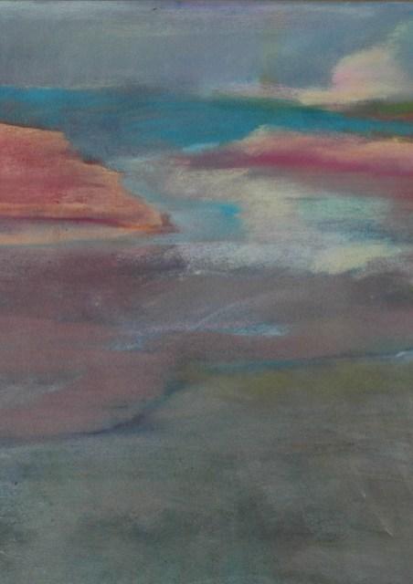 Pastel - Blue Dunes Central View