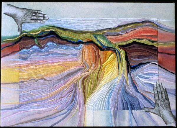 Framing The Landscape ~ by B. J. Adams