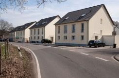 Neubau 8 Energiespar-Doppelhaushälften, Köln-Auweiler