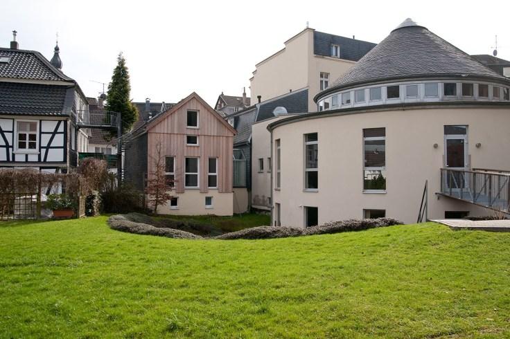 Neu- und Umbau Pfarrzentrum, Velbert-Neviges