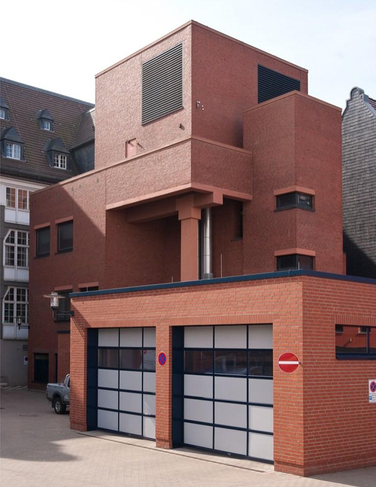 Neubau Intensivstation St. Antonius Krankenhaus, Köln-Raderberg
