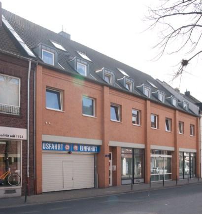 Neubau Wohn- und Geschäftshaus, Köln-Longerich