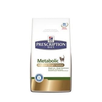 Hills Metabolic Cat Food helps your cat lose weight
