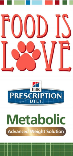 Food is Love #Hills Prescription Diet