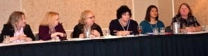 Experts share their insight about a changing publishing world at the 2013 CWA Annual Conference.