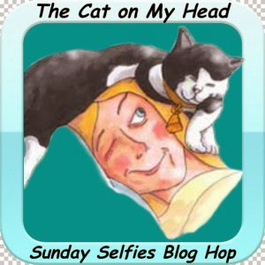 This Sunday Selfies Blog Hop is being hosted by Cat on My Head