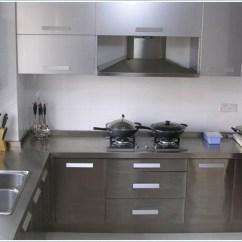 Home Kitchen Equipment Eat At Island 家用整体厨房设备