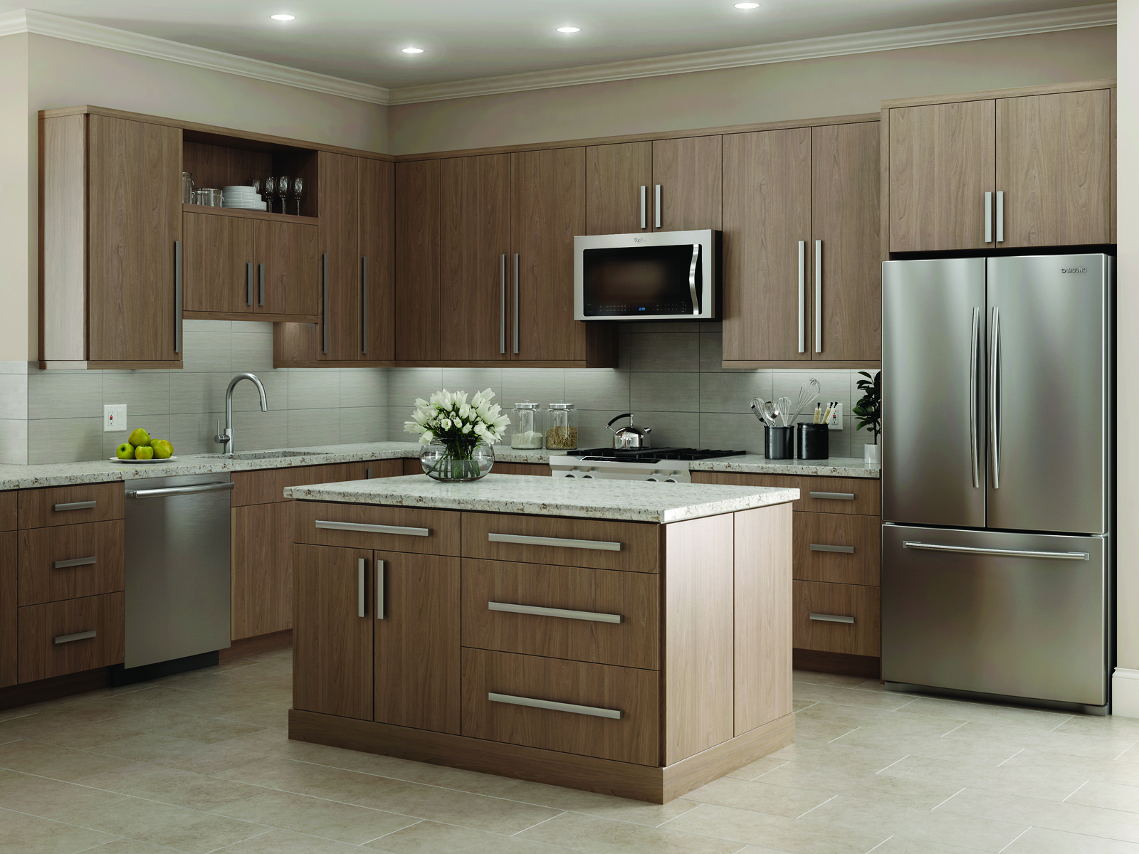 PROSPECT  WOLF TRANSITION  BJ Floors and Kitchens
