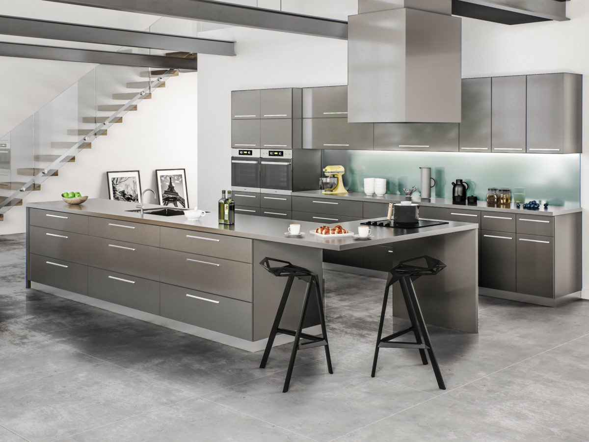 Milano High Gloss Classic Series Bj Floors And Kitchens