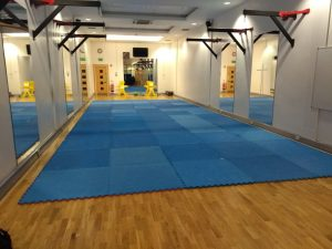Loft Mat Space BJJ School Belfast