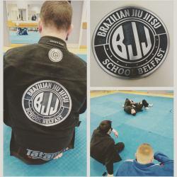 Highlights of training at BJJ School Belfast, May 2018
