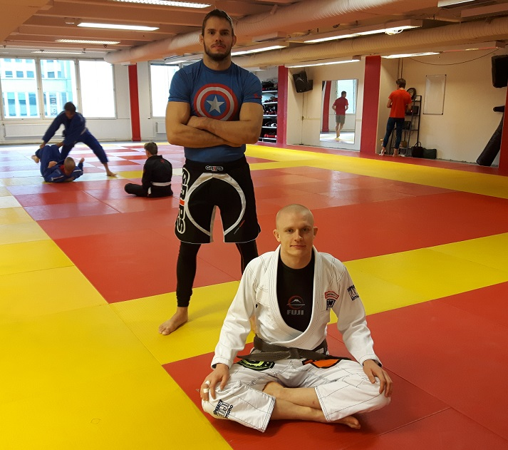Interview with Crest Pro organiser and top Finnish grappler