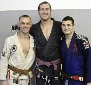Lucas Walker Purple Belt Brian Stuebner Caio Terra