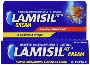 Lamisil To Treat Ringworm From Jiu Jitsu