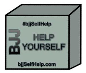 BJJ Self Help - Help Yourself Block