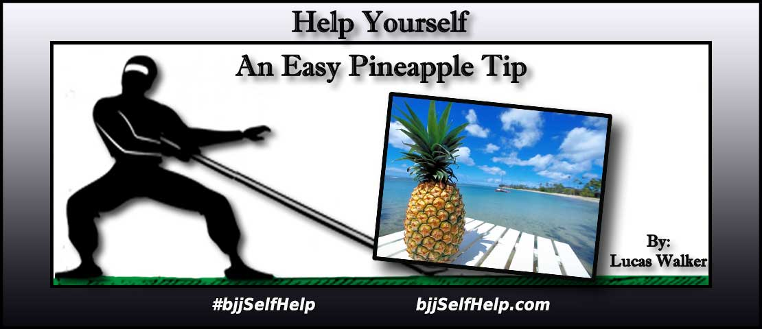 Pineapple Quick Tip