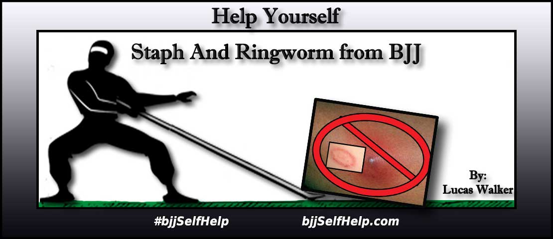 Staph Or Ringworm From BJJ