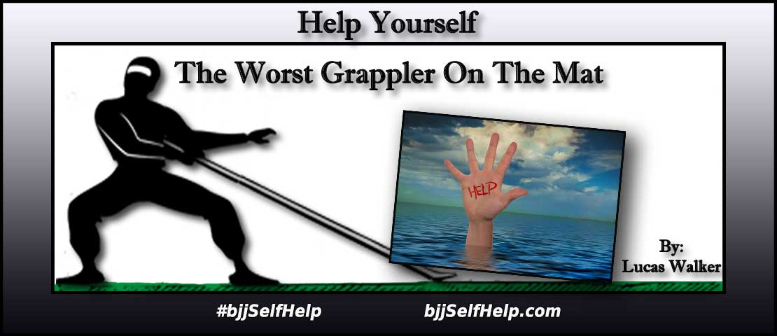 The Worst Grappler On The Mat