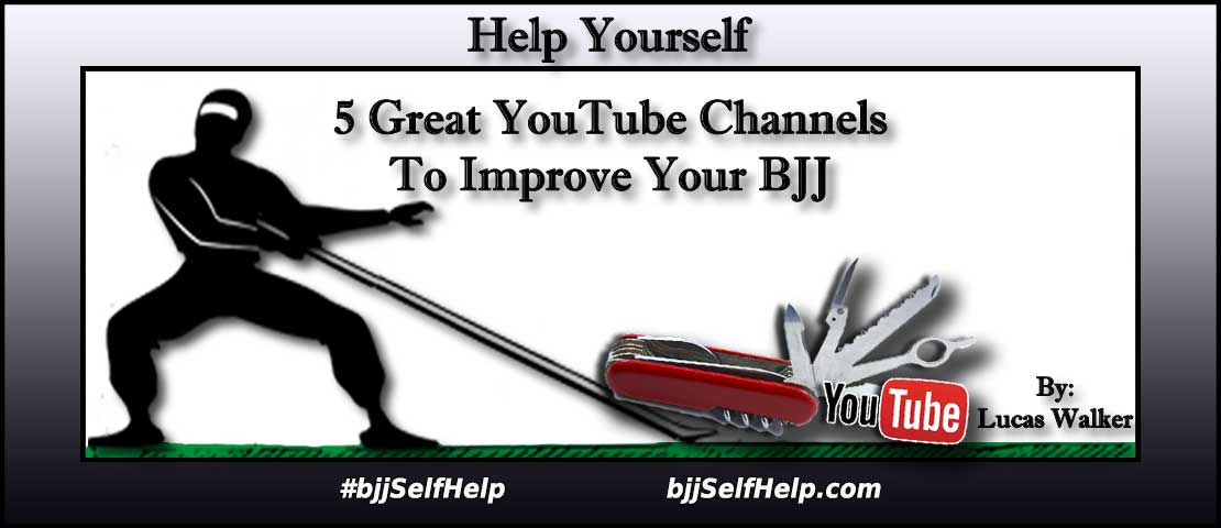 My Top 5 YouTube Jiu Jitsu Channels