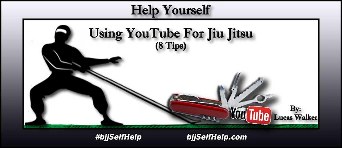 How to use YouTube to improve your Jiu Jitsu (8 Easy Tips)