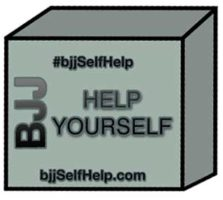 #bjjSelfHelp Help Yourself!