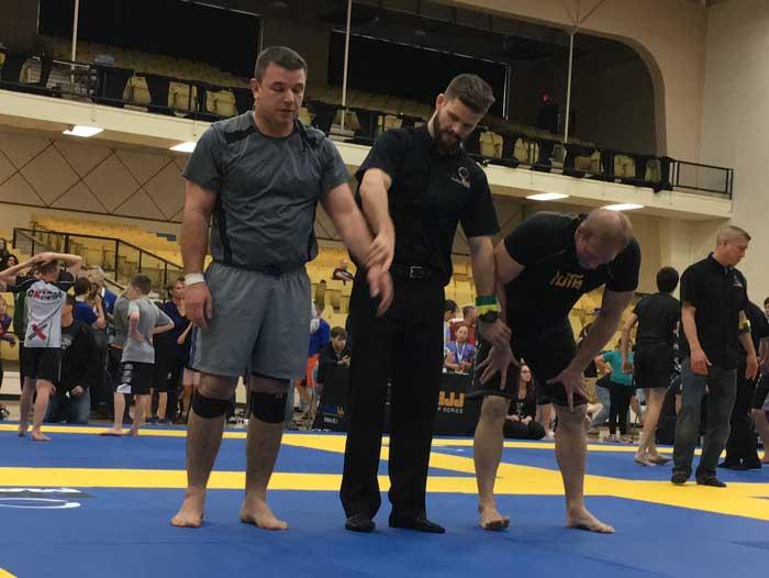 Jiu Jitsu Tournament Tip - Adrenaline Dump