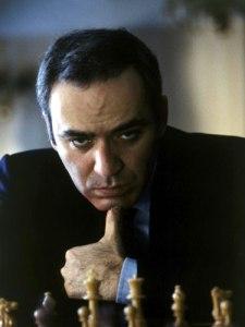 Garry Kasparov - The Gravity Of Past Success