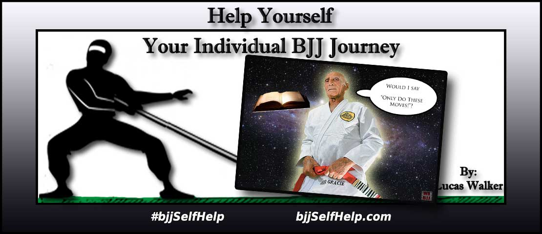 Your Individual BJJ Journey – The Quest For Answers