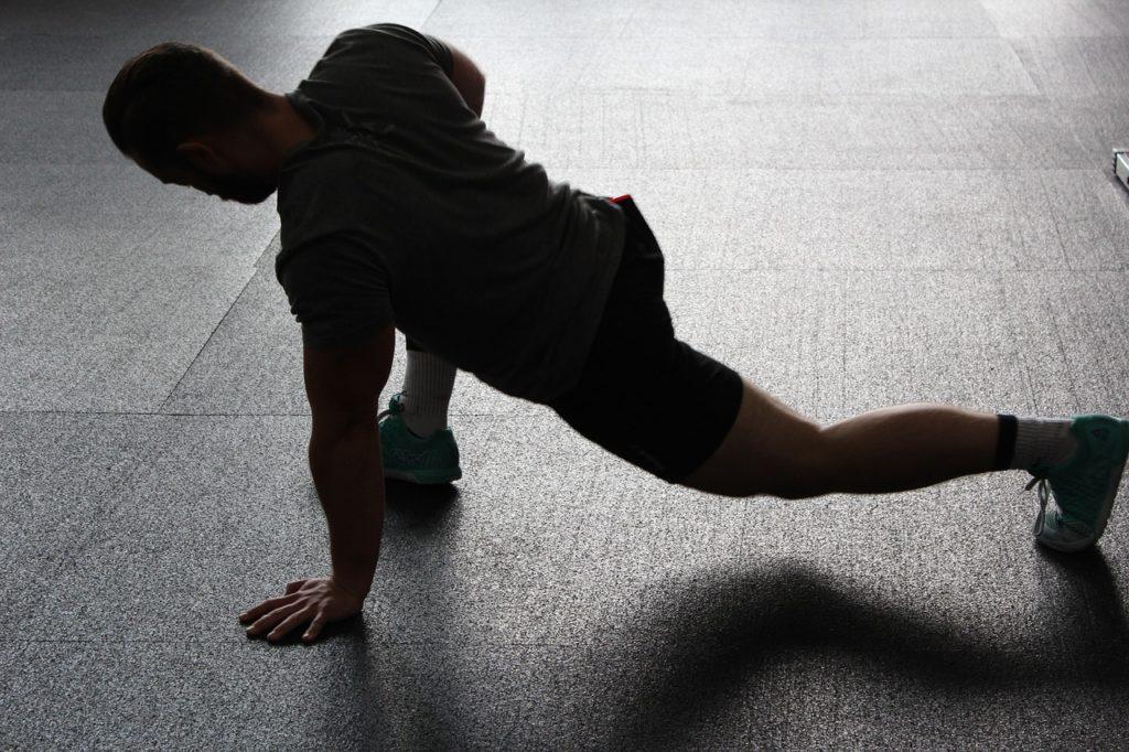 Stretching To Warm Up For Jiu JitsuTournament