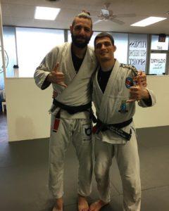 Navarro and Ninja