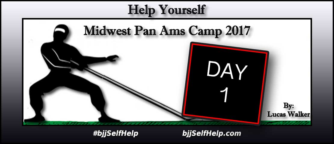 Day One Of Midwest Pans Camp 2017