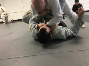 Dripping Sweat On Your Opponent In BJJ