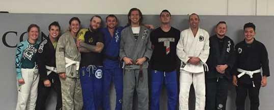 White Belt Legion - Pick The Right Training Partner