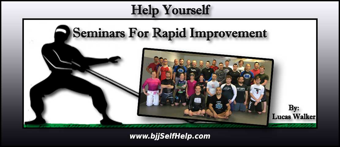 How To Make A Seminar Rapidly Improve Your BJJ