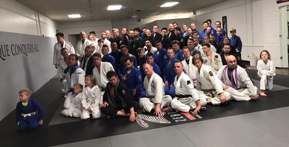 Caio Terra Seminar Affiliation Photo Blue Steel