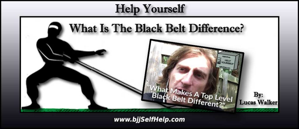 The BJJ Black Belt Difference