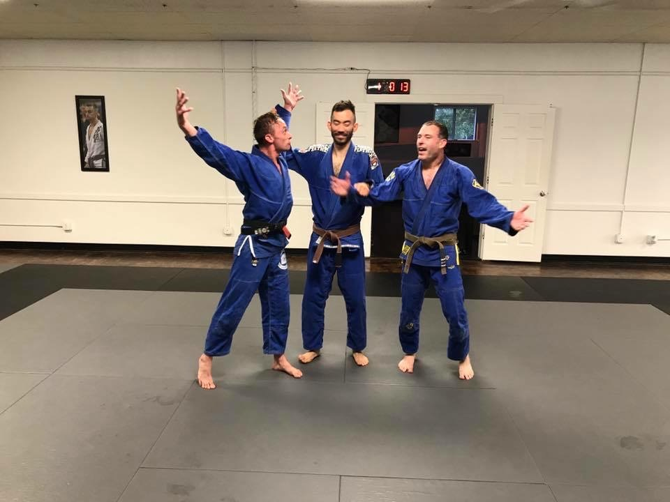 Finding Balance In Jiu Jitsu